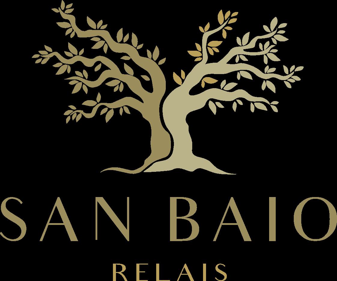 Logo 3 colori San Baio Relais